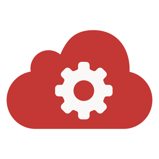 Marketing cloud settings icon Transparent PNG