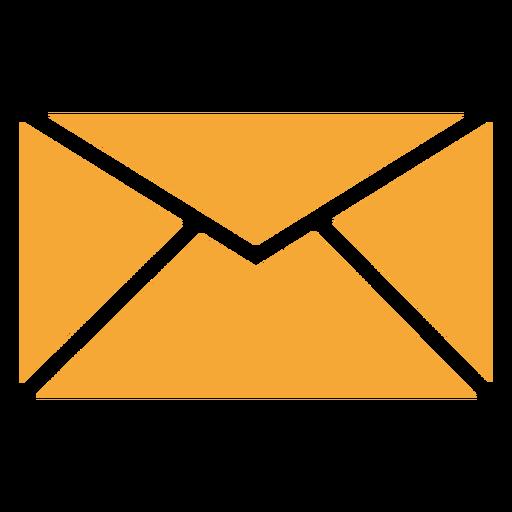 Icono de sobre de marketing Transparent PNG