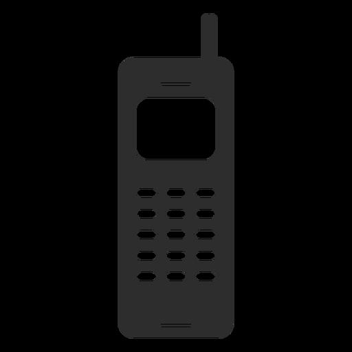 Telefone móvel, com, ícone antena Transparent PNG