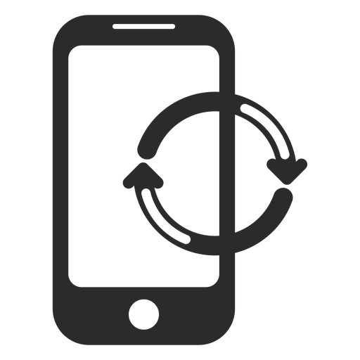 Mobile refresh icon Transparent PNG