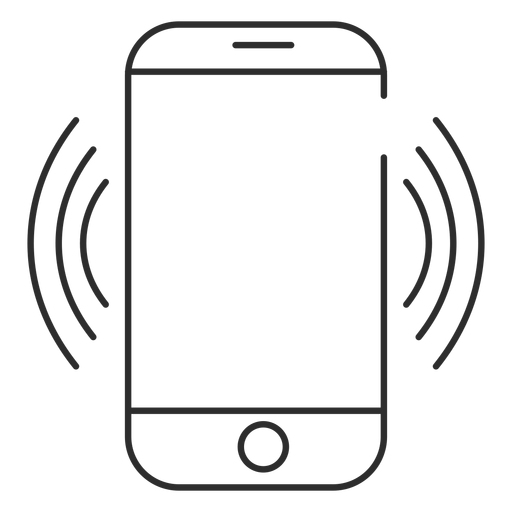 Mobile wifi connection icon Transparent PNG