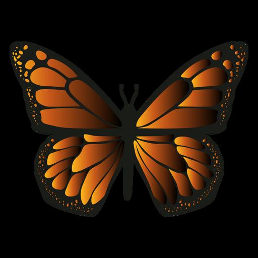 Monarchfalter Symbol Schmetterling Transparent PNG