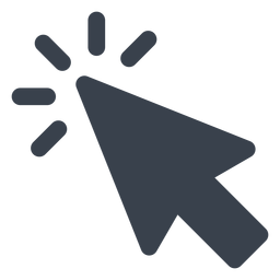 Mouse pointer icon pointer