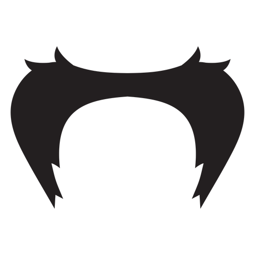 Icono de estilo twain marca bigote Transparent PNG