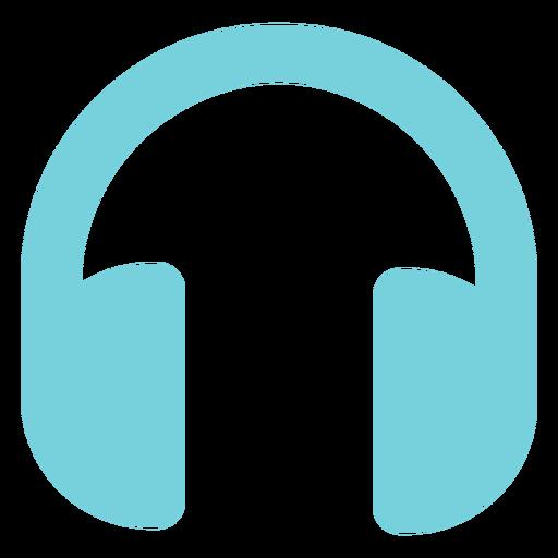 Icono de auriculares multimedia Transparent PNG