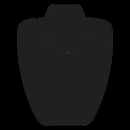 Ícone de colar de pérolas