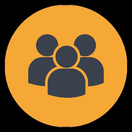 Menschen kontaktieren Symbol Menschen Transparent PNG