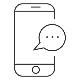 Phone communication icon