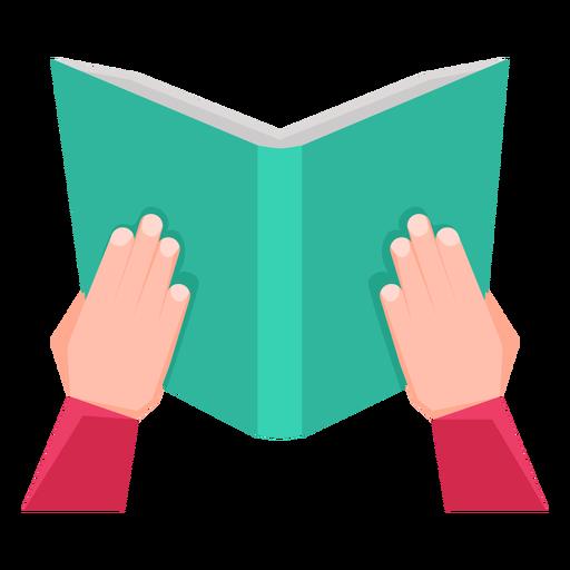 Lendo um vetor de livro Transparent PNG