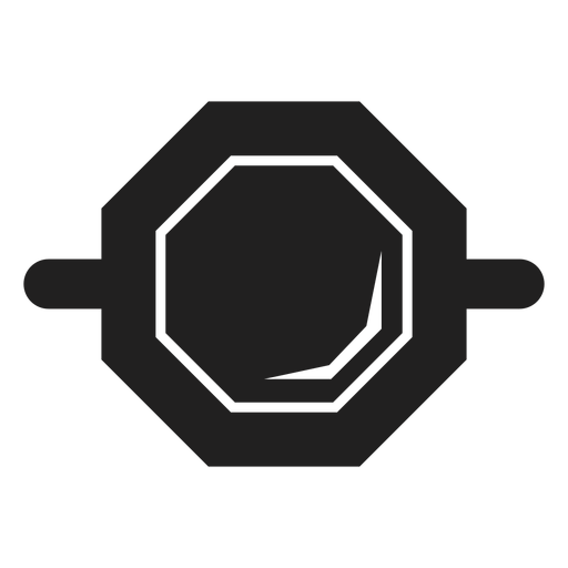 Ring top view icon Transparent PNG
