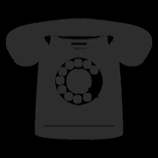 Ícone do telefone rotativo Transparent PNG
