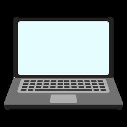 Einfaches Laptop-Symbol