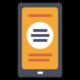 Smartphone-Marketing-Vektor