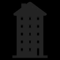 Ícone de apartamento alto
