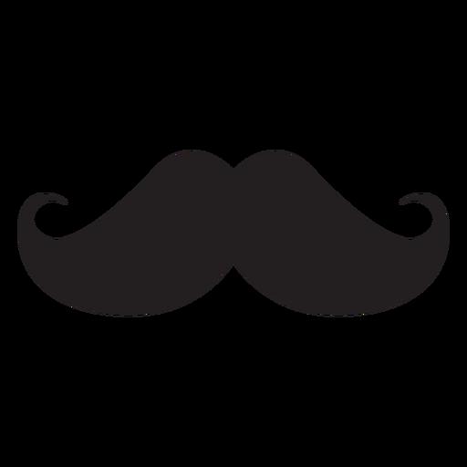 La silueta del bigote húngaro
