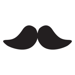 The walrus moustache icon