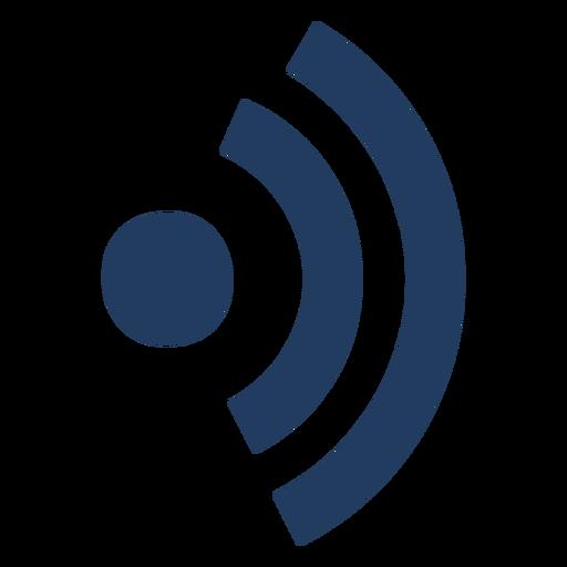 Símbolo de conexão Wi-Fi Transparent PNG
