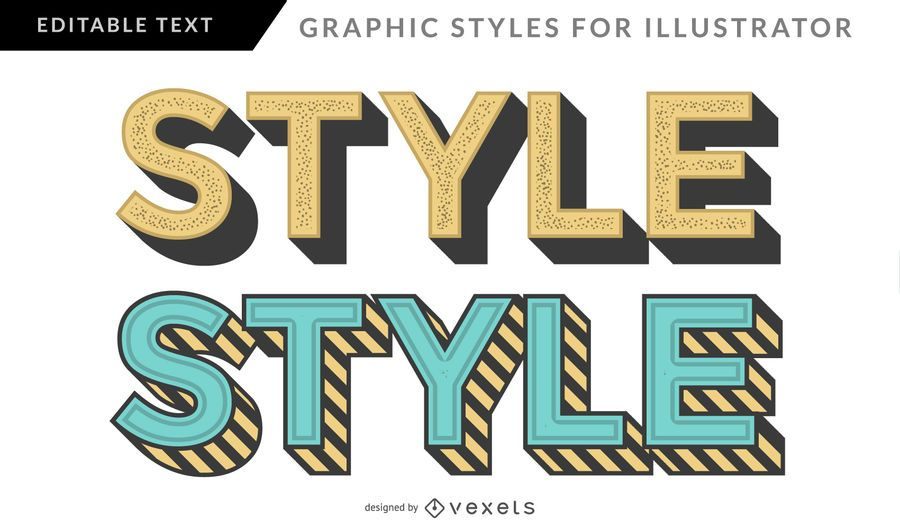 Vintage Graphic Style