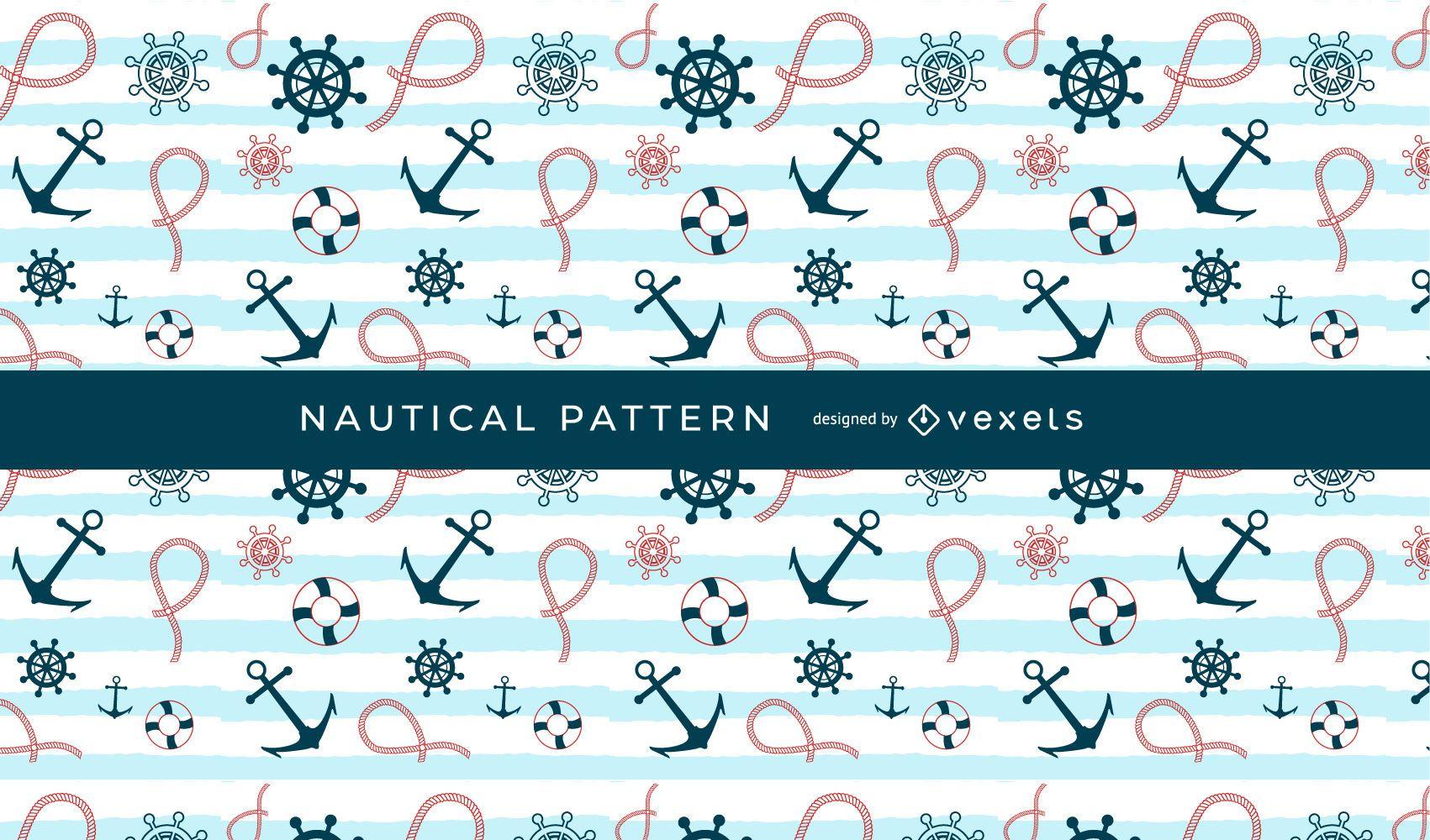 Diseño de patrones náuticos sin fisuras