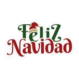 Mensagem de saudação feliz navidad