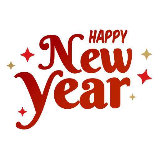 Happy New Year Png Images 22