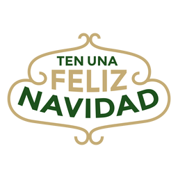 Letras de dez una feliz navidad