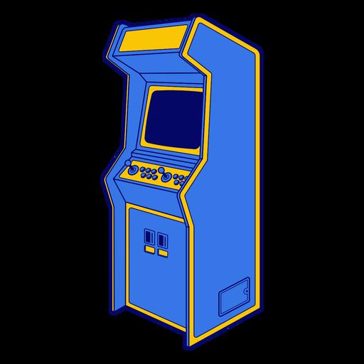 Máquina de jogos de arcade Transparent PNG