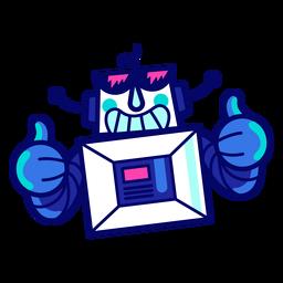 Robot fresco
