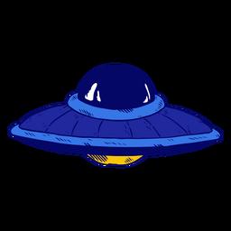 Nave espacial ovni