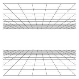 3d room grid design