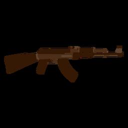 Ak 47 Sturmgewehrsymbol