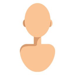 Avatar de cabeça careca