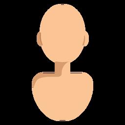 Avatar de cabeza calva