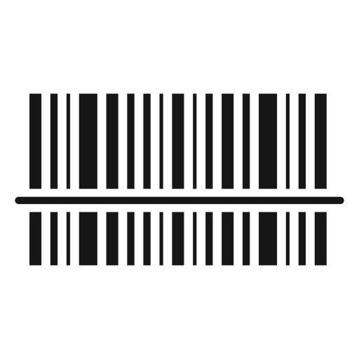 Barcode-Scan-Symbol Transparent PNG