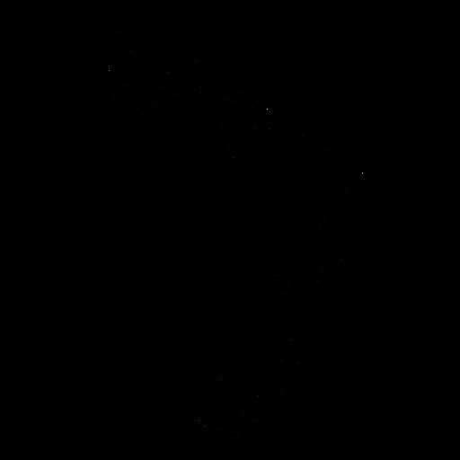 Icono de la maquinilla de afeitar Transparent PNG