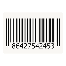 Barcode design element