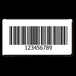 Gestaltungselement für Barcode-Etiketten