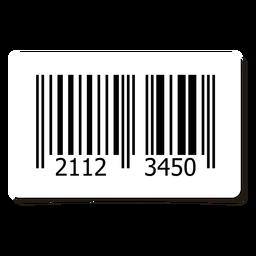 Barcode-Beschriftungselement