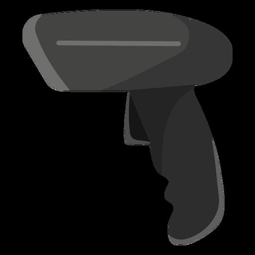 Icono de escáner de código de barras