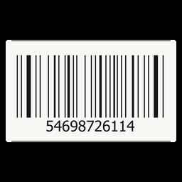 Diseño de etiqueta de código de barras