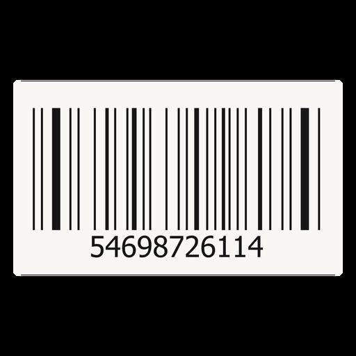 Barcode sticker design