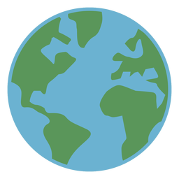 Basic earth icon