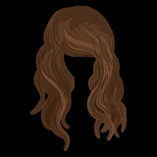 Playa olas pelo ilustración Transparent PNG