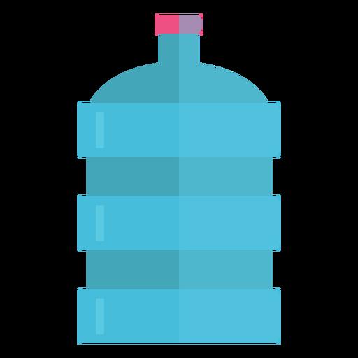 Icono de botella de agua grande Transparent PNG