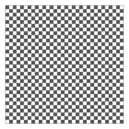 Black and white square grid