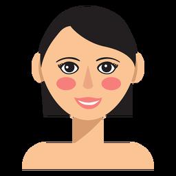 Bob pelo mujer avatar