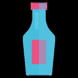 Garrafa, de, água, ícone