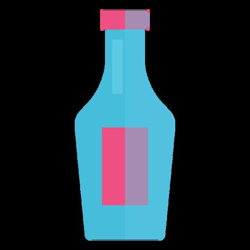 Icono de botella de agua Transparent PNG