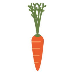 Carrot design element