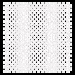 Diseño de cuadrícula a cuadros.